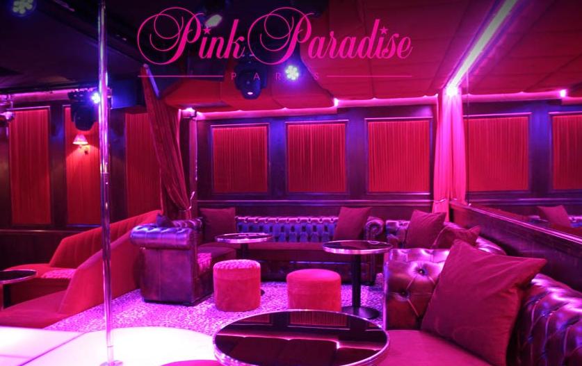 Strip clubs in paris