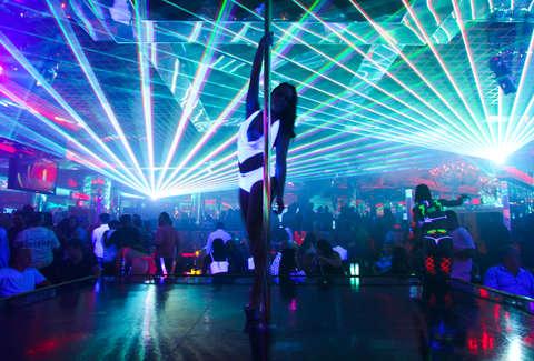 Rocky point strip clubs