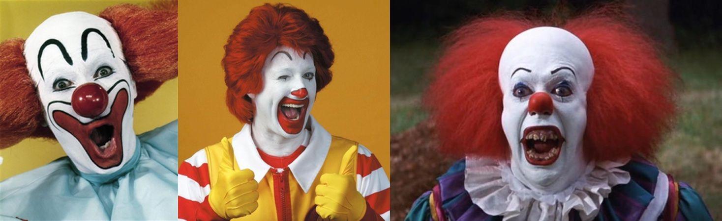 Ronald mcdonald crazy ass just killed burger king