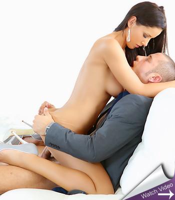 College threesome in dorm room porn tube