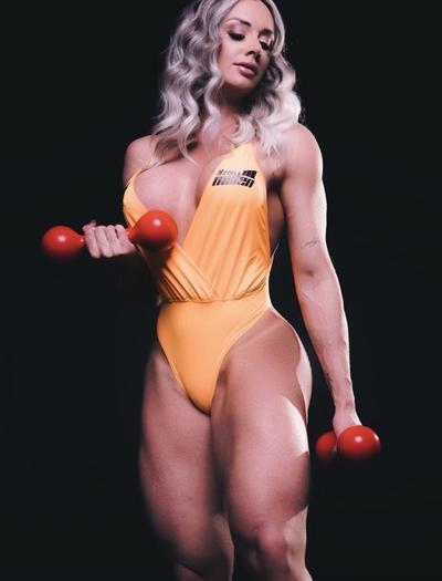As mulheres mais fortes e musculosas