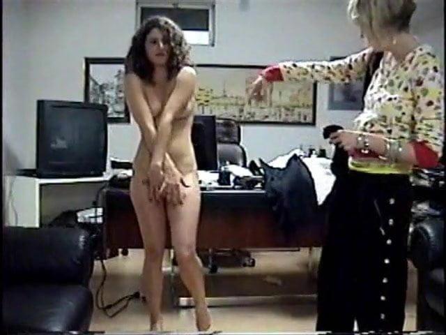 Female prison strip search free porn videos