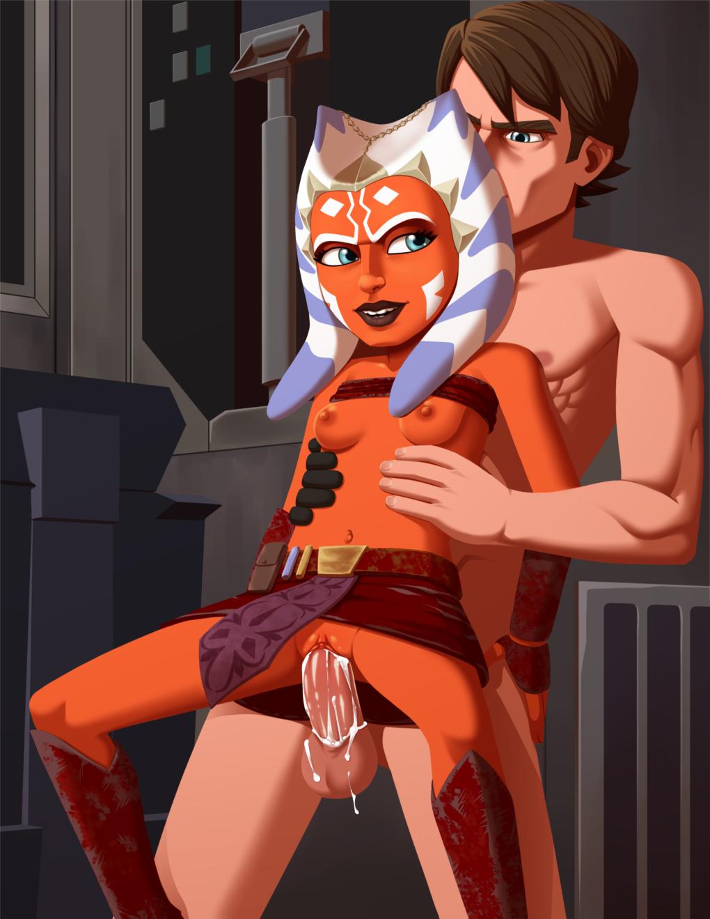 Sexy ahsoka nackt