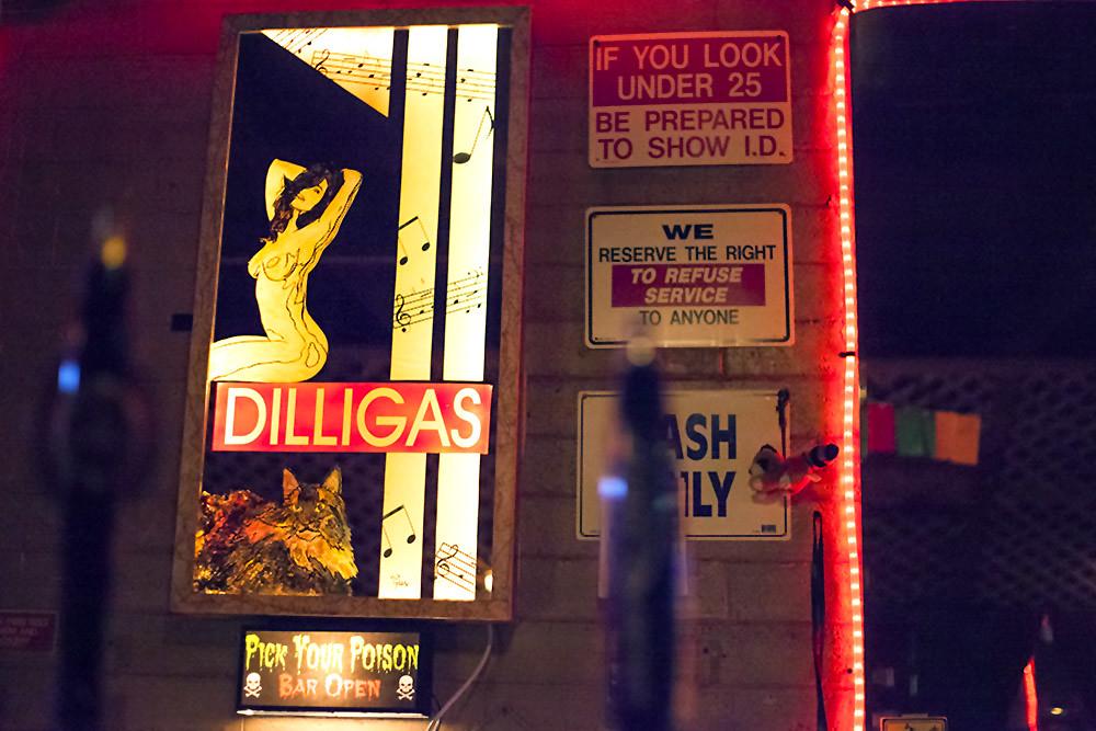 Dilligas saloon reno nv
