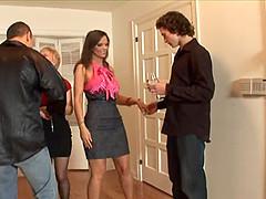 Intercambio de esposas en el campo sexo gratis fotos