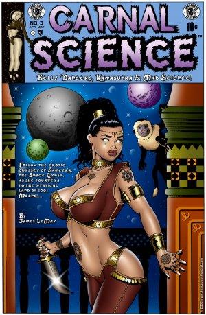 James lemay carnal science porn comics