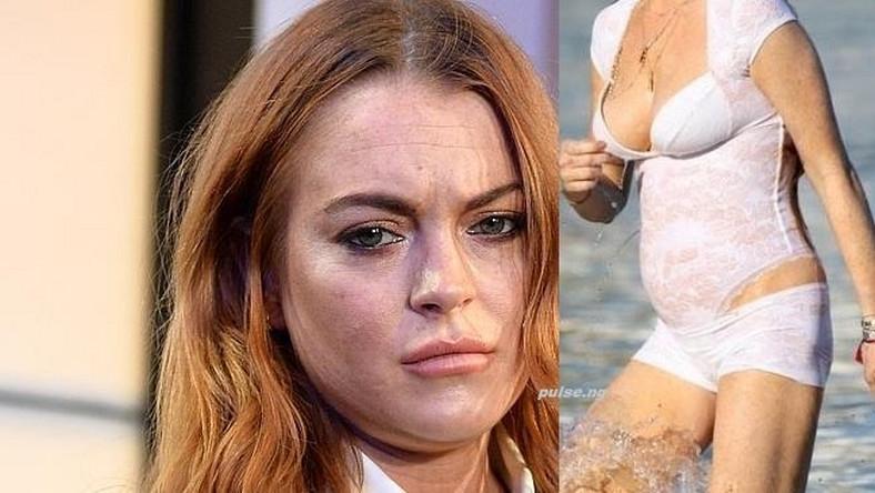 Lindsay lohan ass pics
