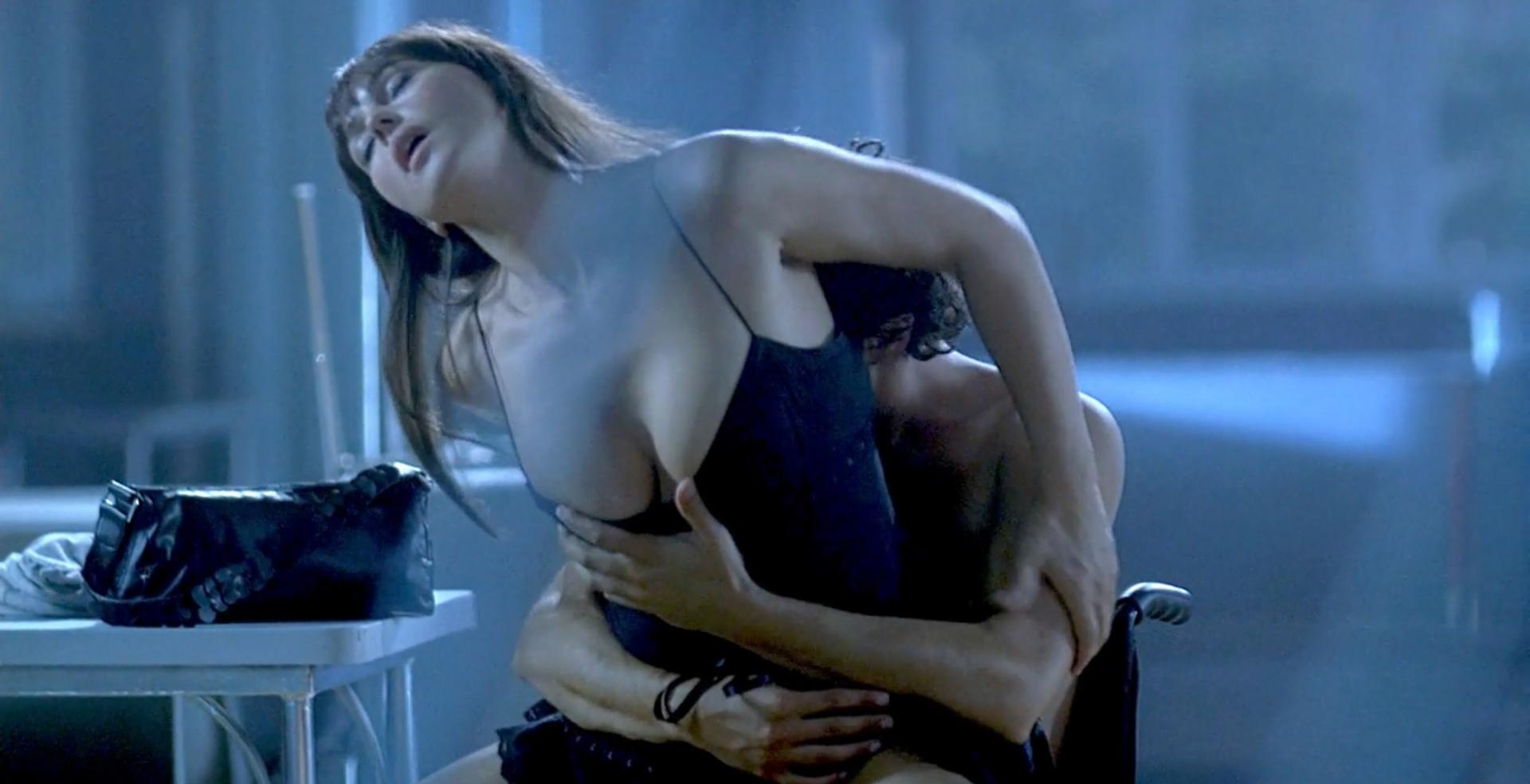 Nude movie clip of monica bellucci