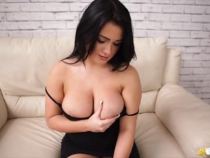 Very long lactating nipples on sexy latina porn tube